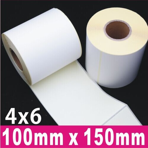 100x150mm 4x6 shipping labels