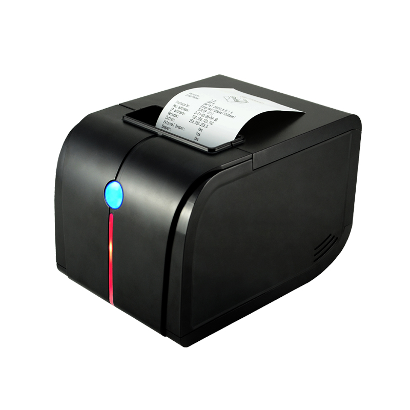 High Speed POS Thermal Receipt Printer 80mm Auto Cutter