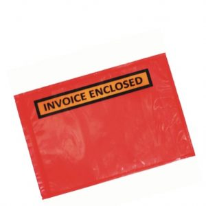 invoice enclosed