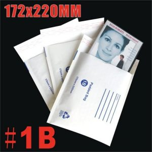 200pcs 172mm x 220mm Bubble Padded Mailer Envelope