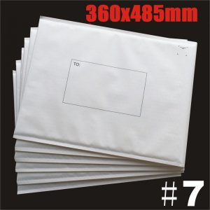 100pcs 360mm x 480mm Bubble Padded Mailer Envelope