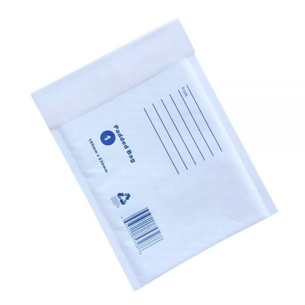 200pcs 160mm x 230mm Bubble Padded Mailer Envelope