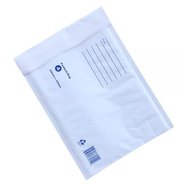 100pcs 230mm x 350mm Bubble Padded Mailer Envelope