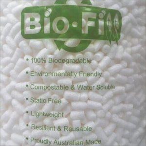 100 Litre Void Fill Foam Packing Peanuts BioFill