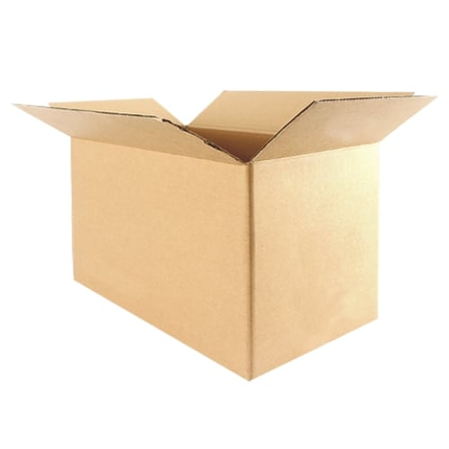 25pcs 430 X 305 X 255mm Regular Slotted Mailing Box