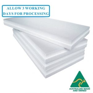 Polyfoam Sheet 1m x 2m 40mm Thickness