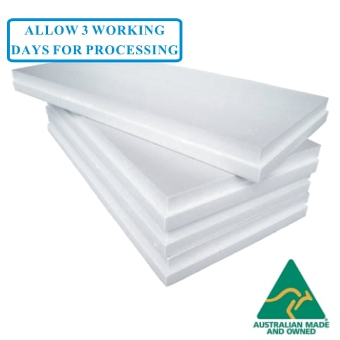 Polyfoam Sheet 1m x 2m 20mm Thickness