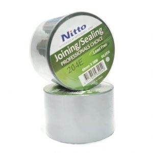 64 rolls Nitto Denko Joining Sealing Tape 48mm x 30m Silver