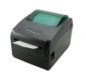 Thermal address printer
