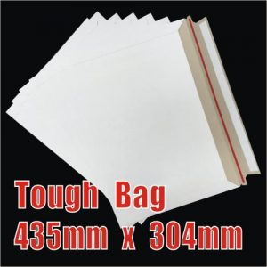 200pcs 435 x 304mm Cardboard Envelopes – Tough Bag
