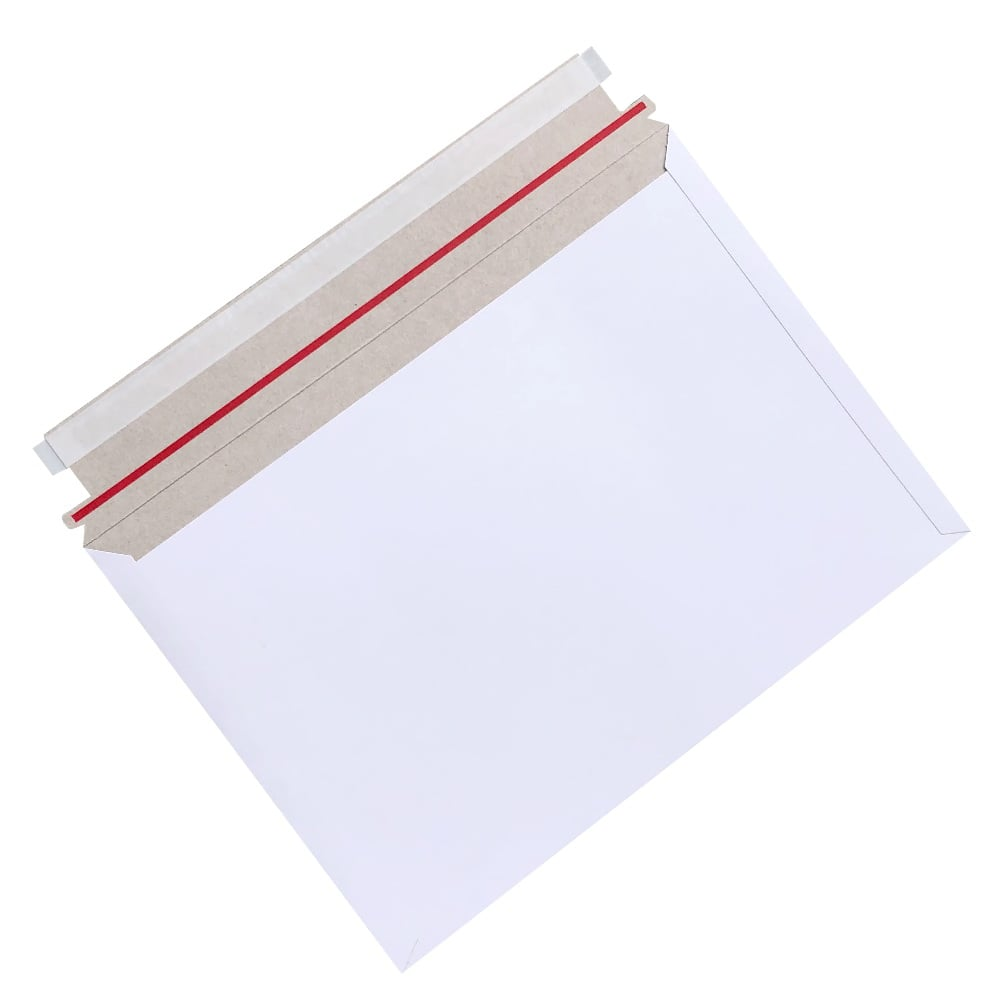 200pcs 355 x 255mm Cardboard Envelopes - Tough Bag