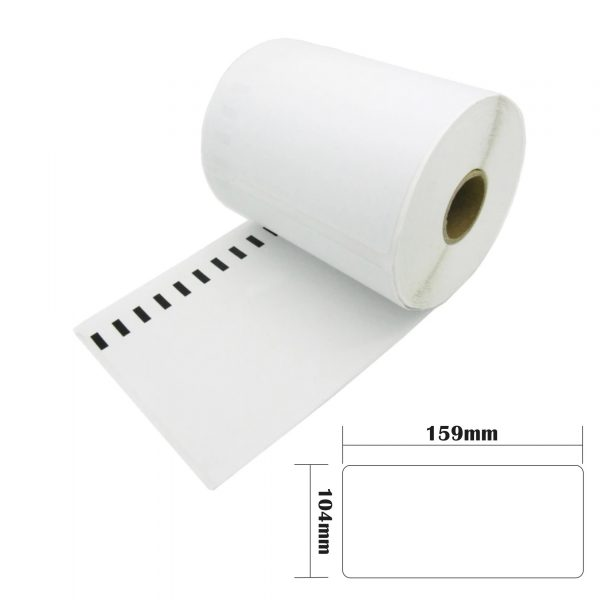 5 rolls 4XL SD0904980 104X159X220pcs Compatible with Dymo