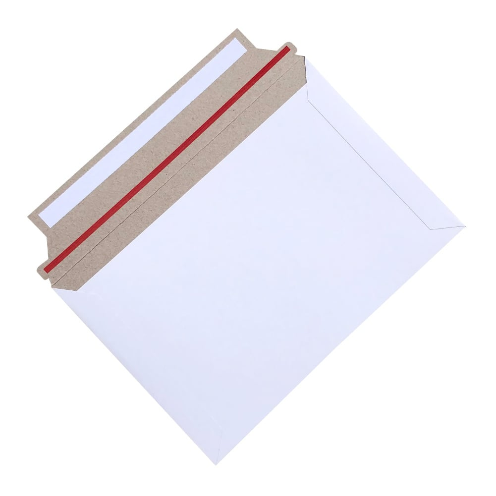 200pcs 275 x 216mm Cardboard Envelopes - Tough Bag