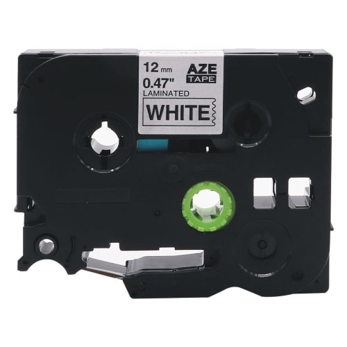 8 x Compatible for Brother TZ-231 Black on White P-Touch Label Tape