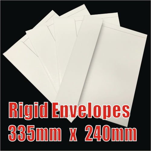 RIGID ENVELOPES A4