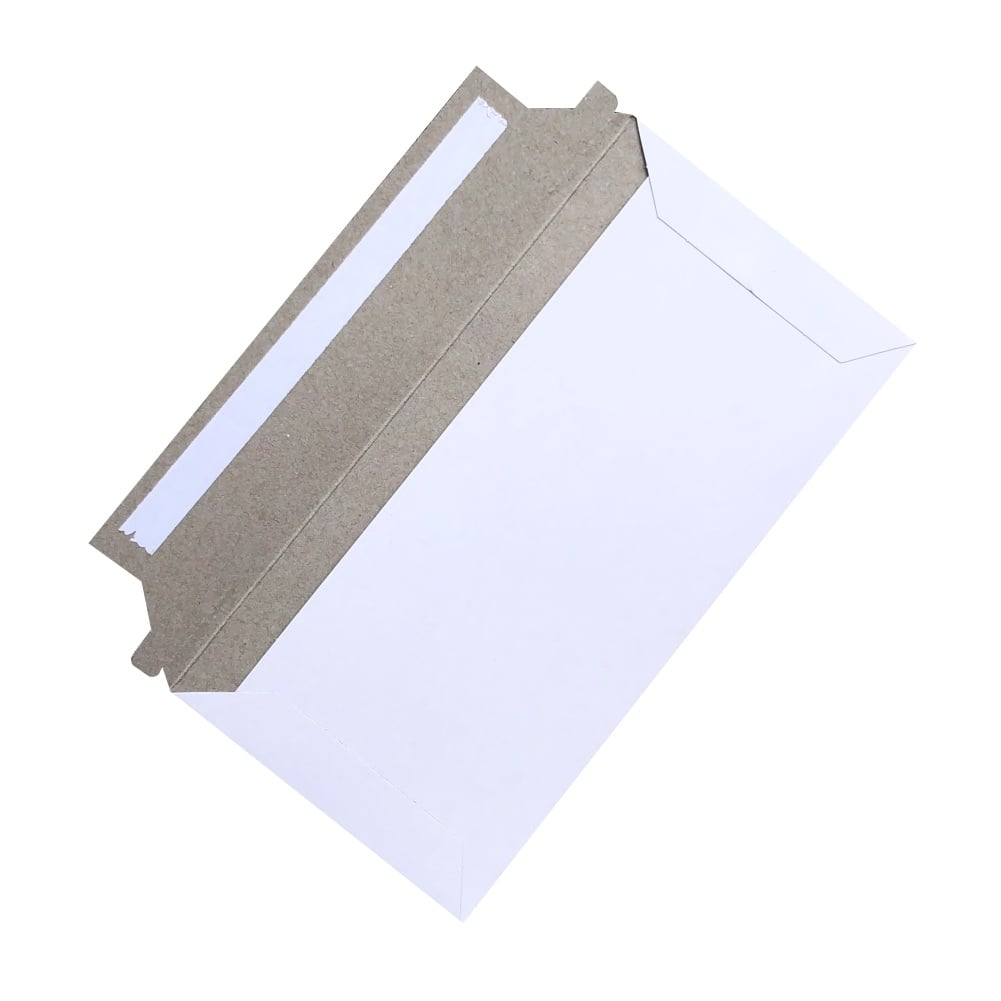 400pcs 220 x 110mm DL Cardboard Envelopes – Tough Bag