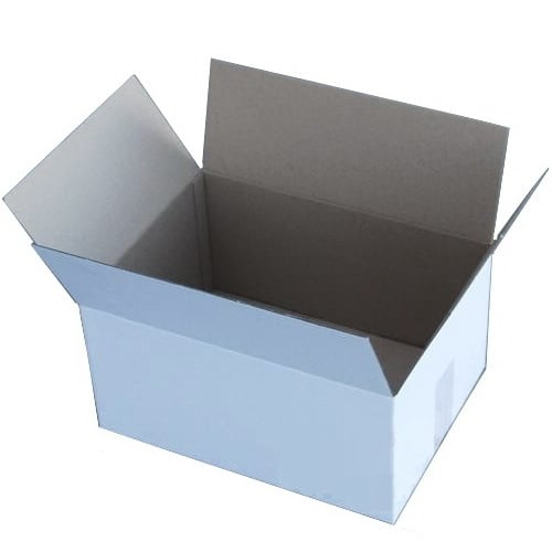 100pcs Regular Slotted 320 x 240 x 160mm Mailing Box