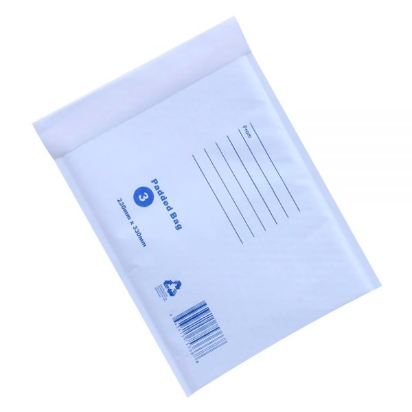 100pcs 230mm x 330mm Bubble Padded Mailer Envelope