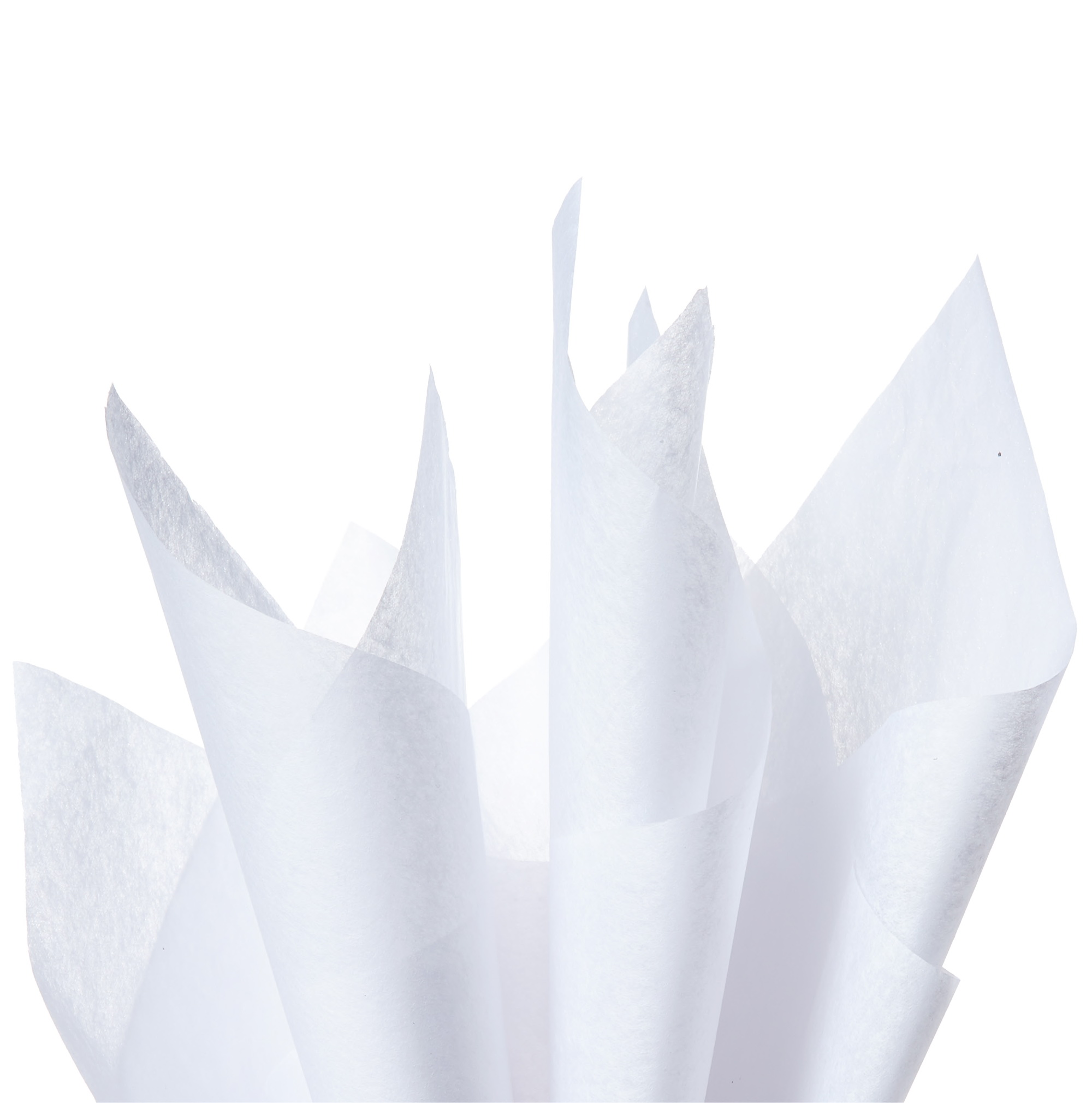 480 Sheets Acid Free Tissue Paper 660x400mm 18gsm White