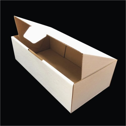 100pcs 245 X 125 X 75mm Diecut Mailing Box