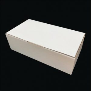 Mailing cardboard box