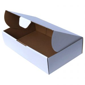 100pcs 240 X 125 X 75mm Diecut Mailing Box