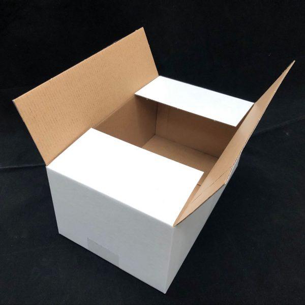 100pcs Regular Slotted 270 x 200 x 95mm Mailing Box