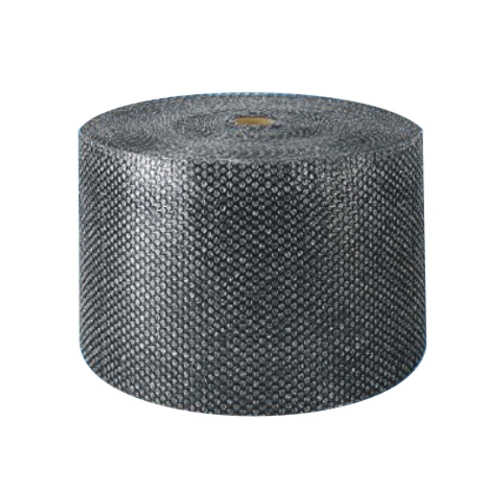Black 375mm x 100m Bubble Wrap 10mm Bubbles