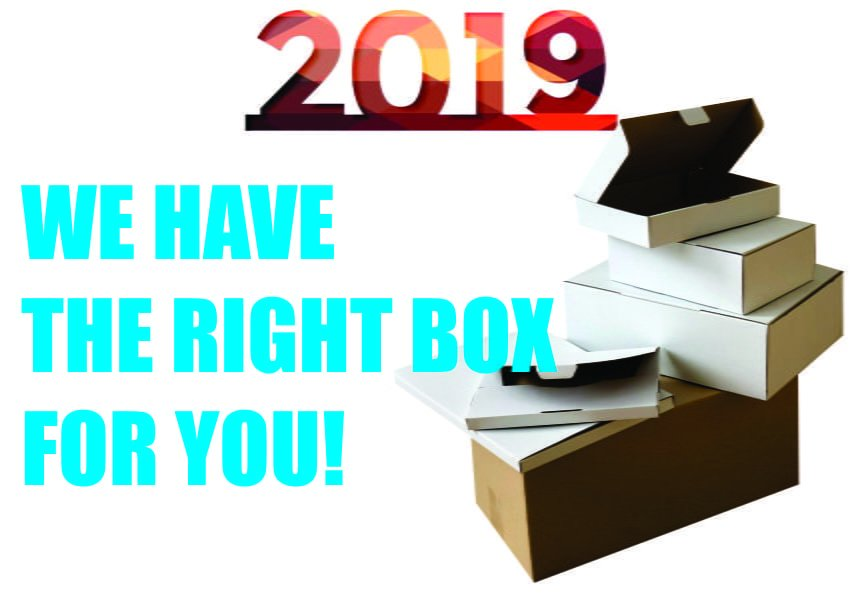 we have the right packing box for you 2019