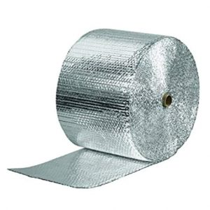 Foil 375mm x 50m Bubble Wrap 10mm Bubbles