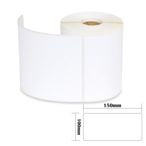 12rolls Direct Thermal Address Shipping Label 100mm x 150mm