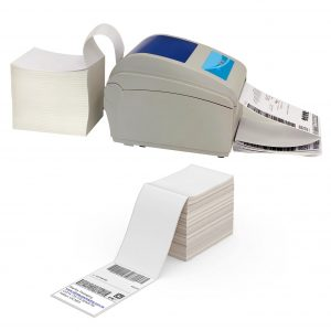 6x1000pcs Thermal Direct Shipping Label 4×6 Fan-Fold