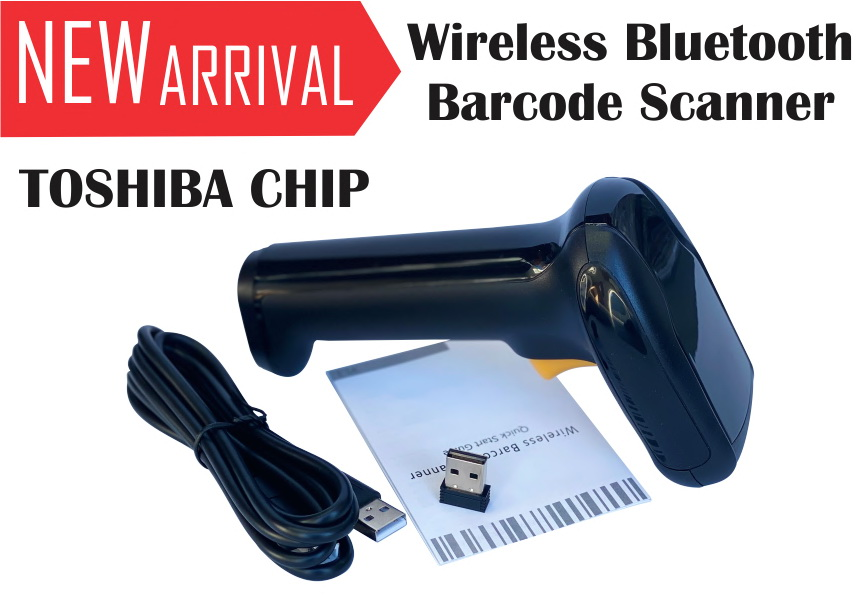 wireless bluetooth barcode scanner