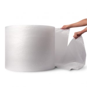 Perforated 50cm 500mm x 100m Bubble Wrap