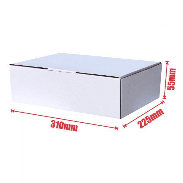 Diecut mailing box