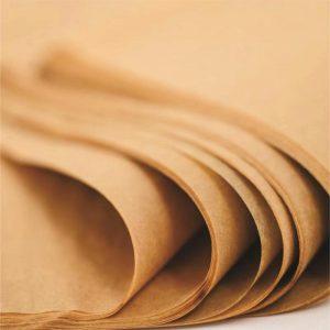 Tissue paper kraft