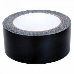 cloth tape black