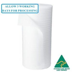 polyfoam wrap