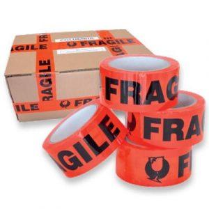 Fragile Packing Tapes Supplier Australia